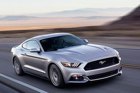 Ford Mustang Coupé V6 2015 neuf