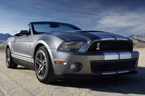 Ford Shelby GT500 Cabriolet 2012 neuf