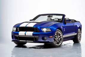 Ford Shelby GT500 Cabriolet 2013 neuf