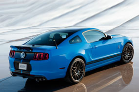 Ford Shelby GT500 Coupé 2013 neuf