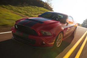 Ford Shelby GT500 2014 neuf