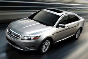 Ford Taurus Limited 2012 neuf